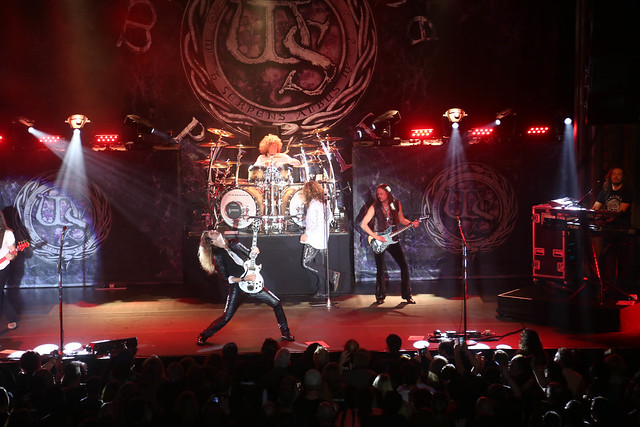 Whitesnake at the Regency Ballroom in San Francisco, CA on 06/11/15