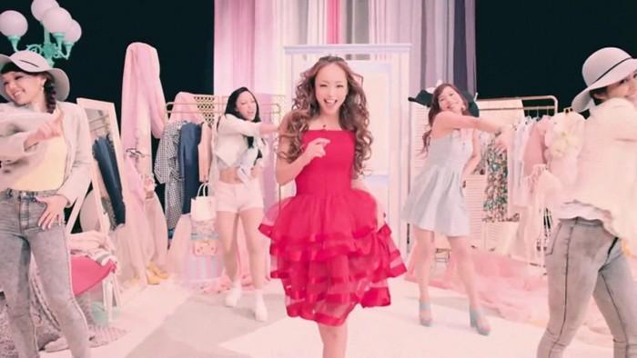 Confiram o MV de Birthday, Nova Canção da Japonesa Namie Amuro