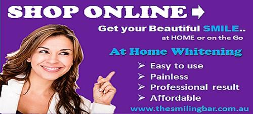 The Smiling Bar Store online Home Teeth Whitening Shopping Brisbane, Melbourne, Sydney, gold coast, Adelaide, Perth, New Zealand, singapore..