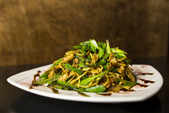 Chow Mein - The Dancing Fig