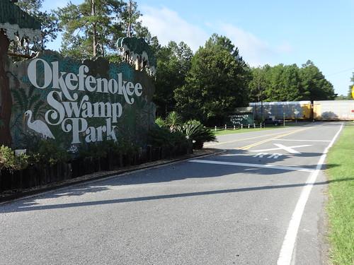 park georgia 2015 okefenokeeswamppark warecounty georgiastateroute177