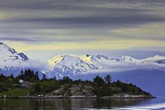 Hardangerfjorden juni -15