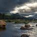 Glorious Light of Tuolumne by Darvin Atkeson
