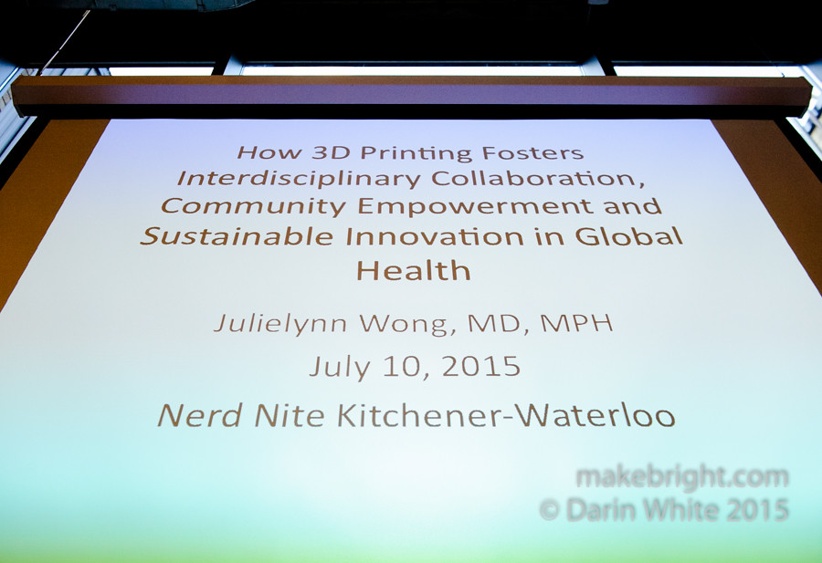 Maker Expo at Nerd Nite KW - July 2015 050