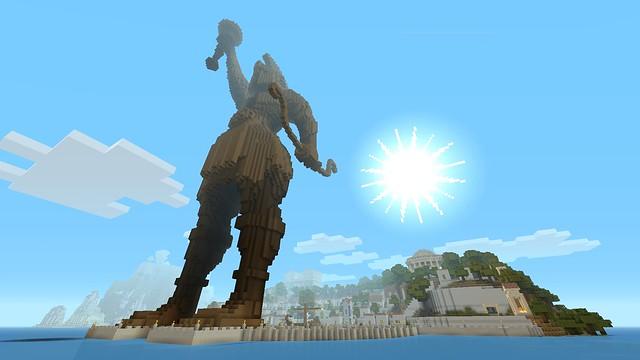Minecraft: Greek Mythology Pack