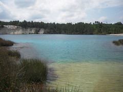 ETANG BLEU - Photo of Yviers