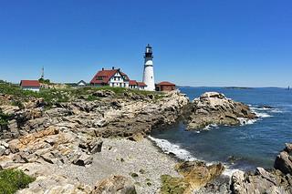 Maine - Portland Head Light