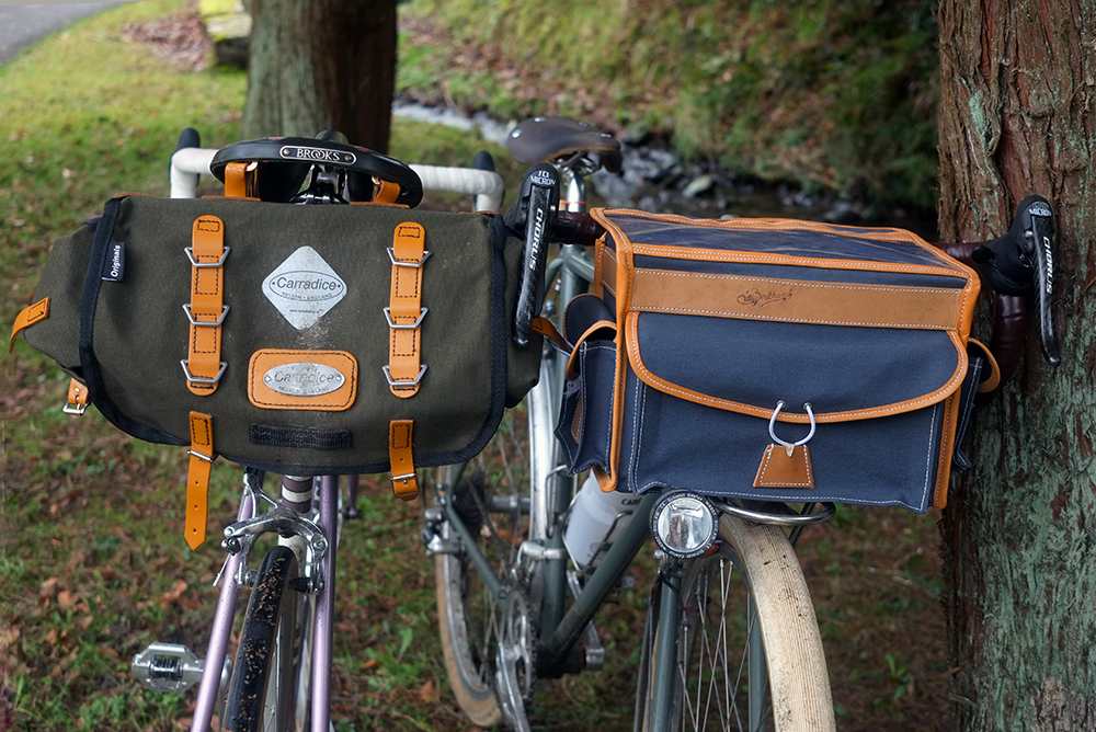 Saddlebag vs Handlebar Bag