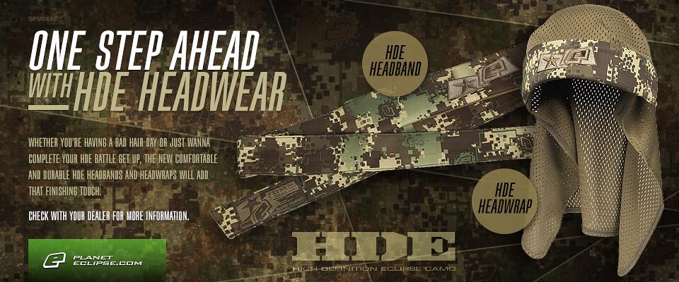 New HDE Headwear