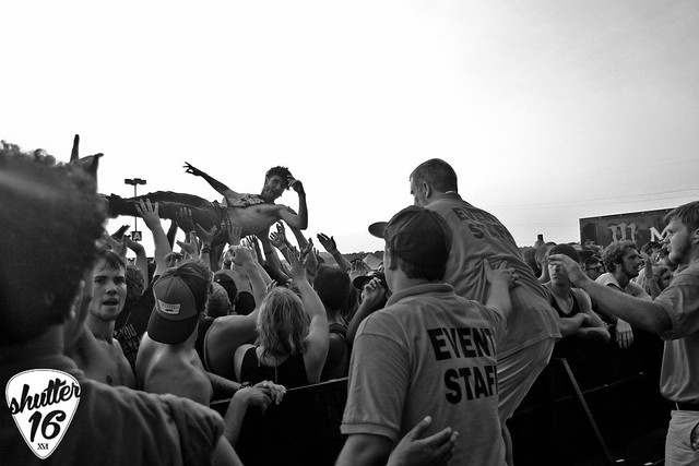 August Burns Red (Crowd)