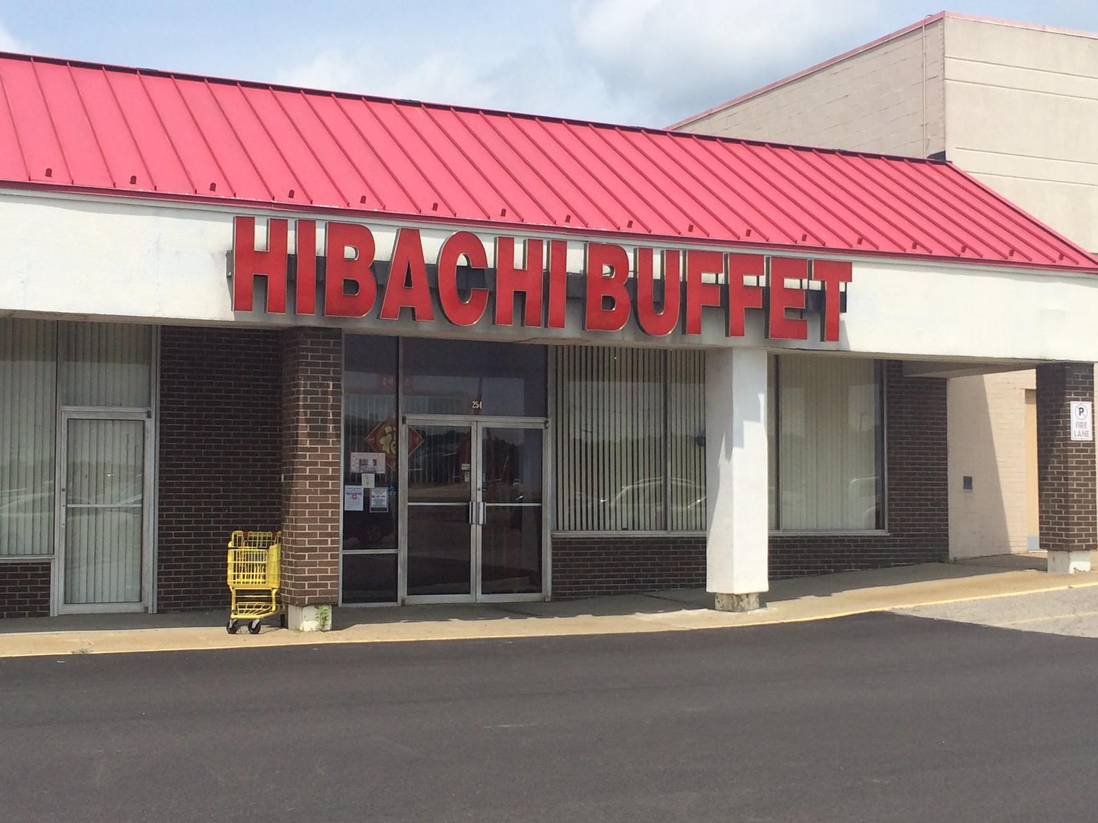 Hibachi Buffet