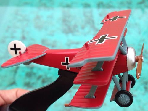 Mitos del Aire No. 9 Fokker Dr.I