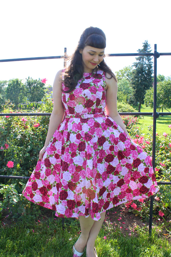 heart of haute rose dress
