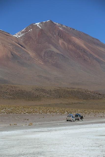 Uyuni Salt Flats, Bolivia.