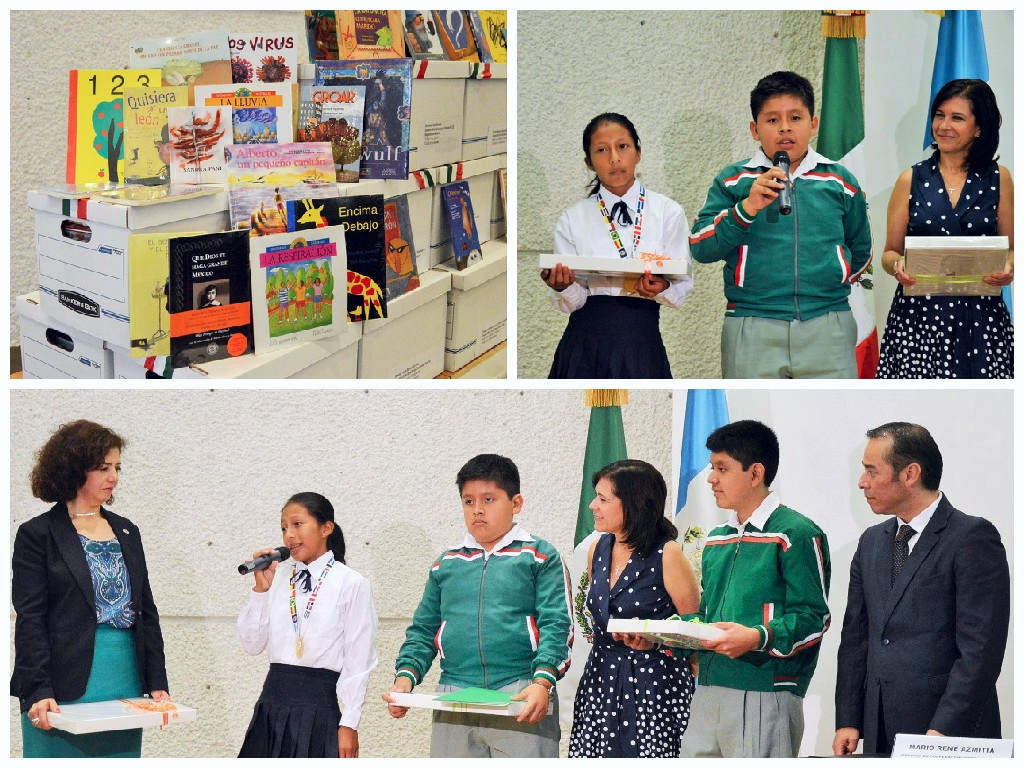 Programa Escuelas México en Guatemala