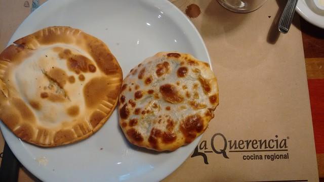 Buenos Aires, Argentina: Empanadas en La Querencia