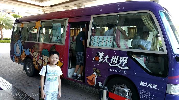 EDA Shuttle Bus