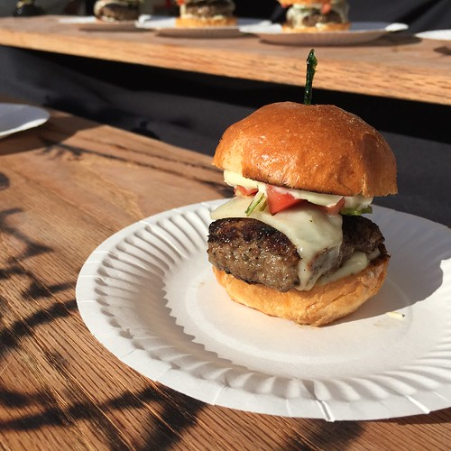 Escala at LA Weekly's Burgers and Beer