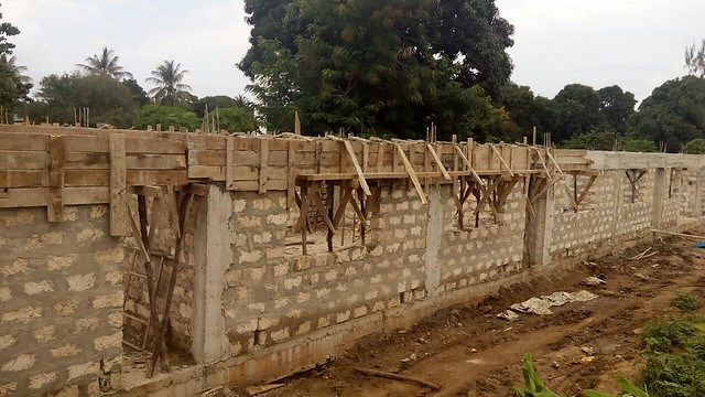 Building Progress 06/08/15
