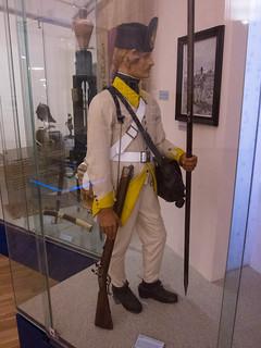 1790 military uniform