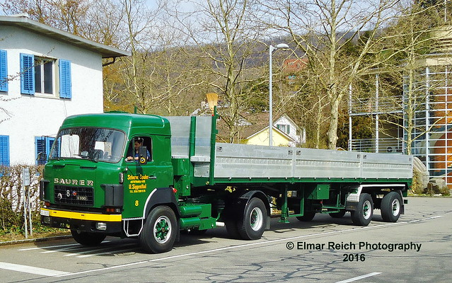 Saurer D330 30.3.2016 5052