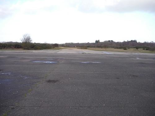 Greenham Common. London Newbury Airport? Ryanair, are you watching?