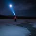 Light up the moon by Tore Thiis Fjeld