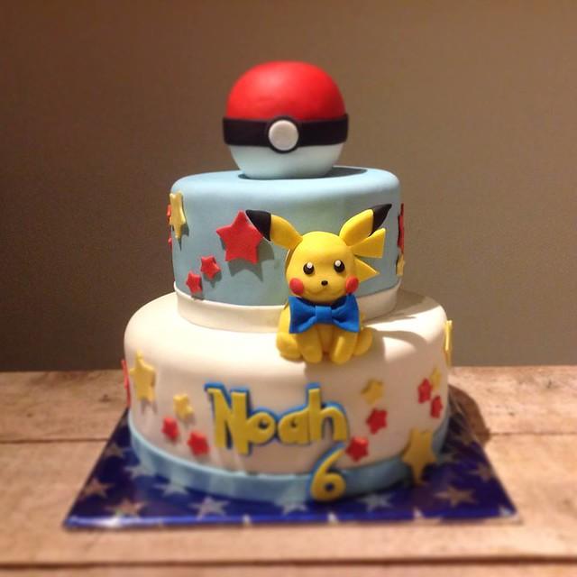 Pokemon Cake by Sadija Van T Land of Sadija Van T Land
