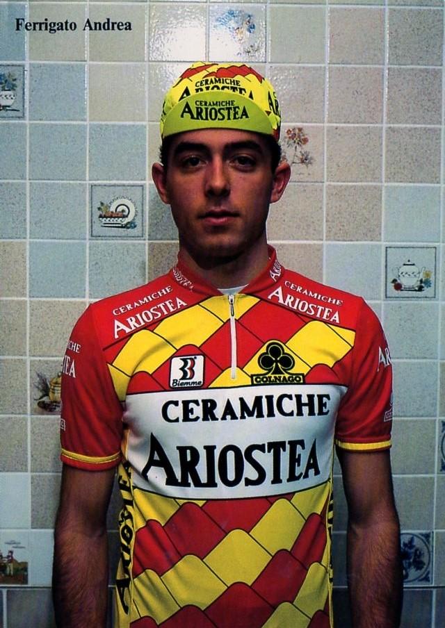 Andrea Ferrigato - Ceramiche Ariostea 1991