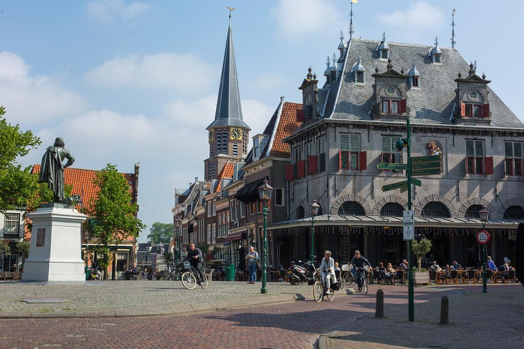Netherlands. Hoorn