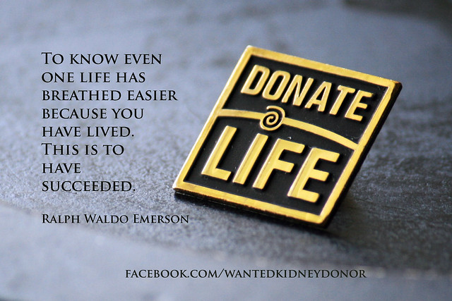 donate life and jenna