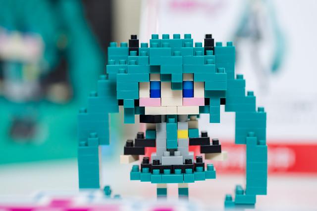 Kawada -International Tokyo Toy Show 2015 (Ariake, Tokyo, Japan)