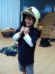 K2 : De brandweer op school!