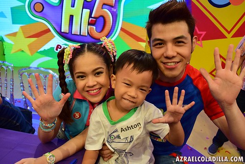 Hi-5 Philippines launches in TV5 - starting this June 15, 2015 at 8:30am and 3:45pm weekdays