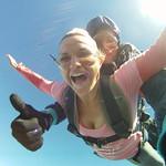 Free falling fun!