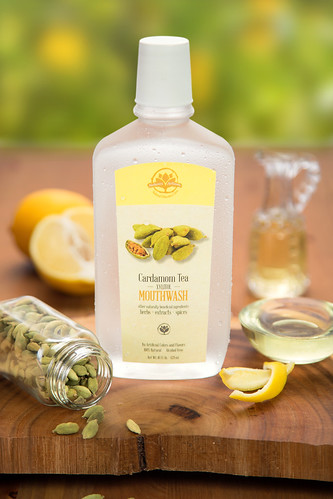 Nature's Artisan Mouthwash Cardamom Tea
