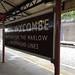 British Railways (Western Region) High Wycombe station sign, c1950 by mikeyashworth