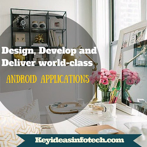 World class Android App Development and Design Company