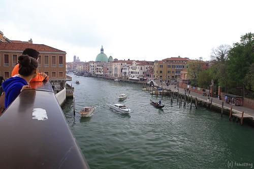 Venezia : Ponte della Costituzione