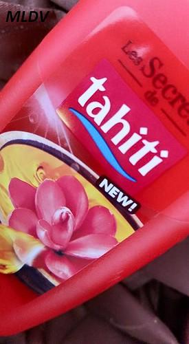 gel douche à l'Huile de Tamanu et gingembre