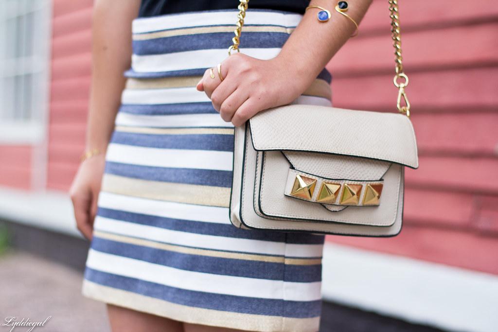 striped mini skirt, black tee, studded bag-7.jpg