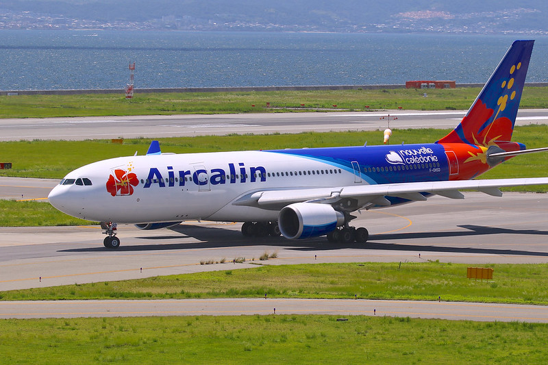 Aircalin - Air Caledonie International Airbus A330-202 F-OHSD