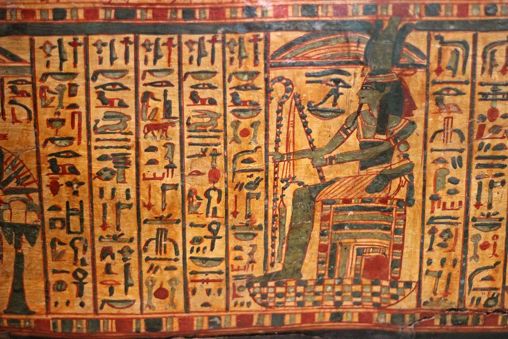 a look at the ancient egyptian culture This inscription from an ancient egyptian papyrus inspired the title of a new book, the tears of re, a historical look at beekeeping in ancient egyptian culture by professor gene kritsky, an entomologist at mount st joseph's university.