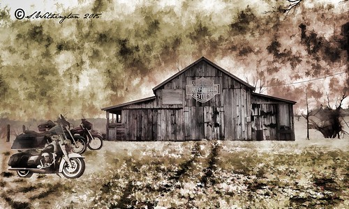 Harley Davidson Barn meeting