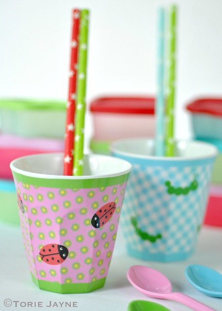 Ladybird cup from Pinks & Green
