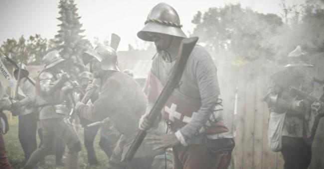 Bitva u Budyně nad Ohří.