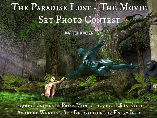 Paradise Lost The Movie Contest