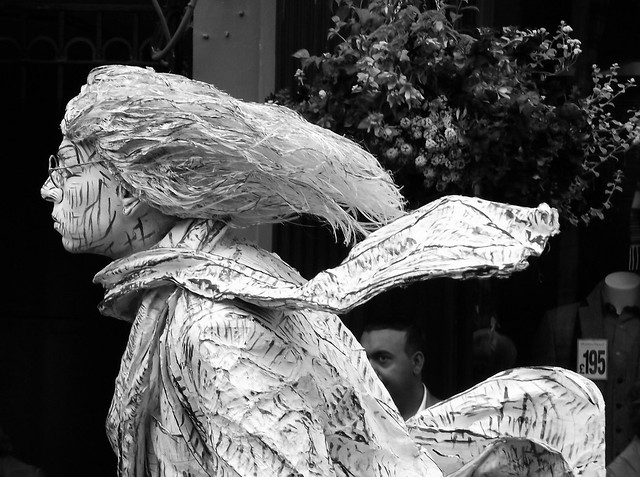 Edinburgh Fringe on the Mile 2015 07