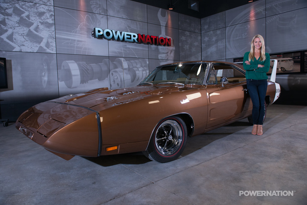 Rare 1969 Dodge Daytona!