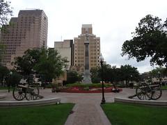 Confederate Monument, Travis Park, San Antonio, TX